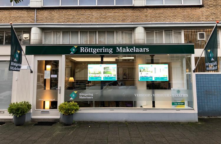 Röttgering makelaardij Den Haag kantoor